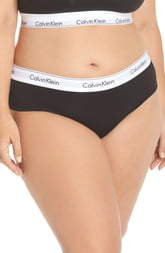 3ed16a894d56 Black Cotton Panties Briefs Plus Size - ShopStyle