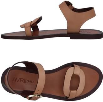 Avril Gau Sandals - Item 11332201QQ