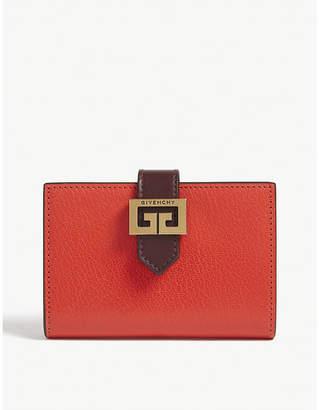 Givenchy GV3 leather cardholder