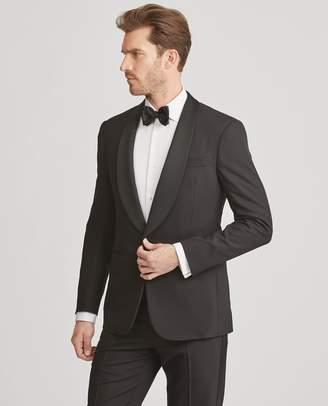 Ralph Lauren Wool Shawl-Collar Tuxedo