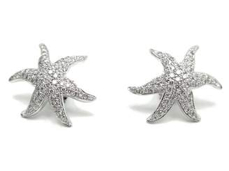 Mauboussin White gold earrings