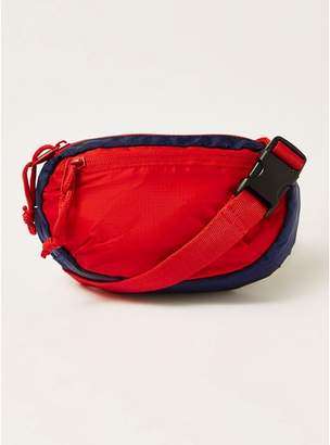 Topman Mens Cross Body Bag In Red