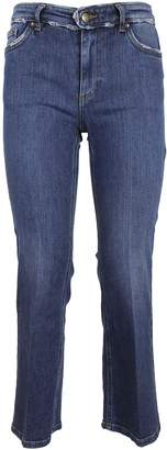 RED Valentino Distressed Jeans