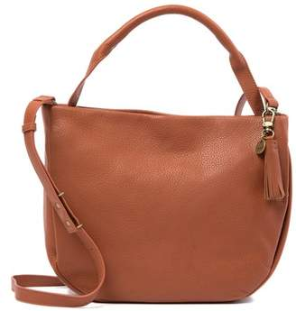 The Sak The 120 Small Leather Hobo Bag