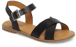 Tucker + Tate Arya Cross Strap Sandal