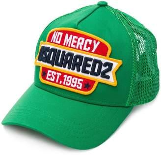 DSQUARED2 No Mercy baseball cap