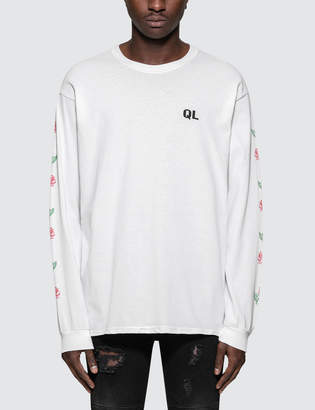 The Quiet Life Rose L/S T-Shirt