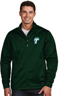 Antigua Men's Tulane Green Wave Waterproof Golf Jacket