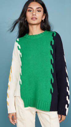 Monse Cable knit