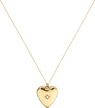 Sasha Samuel Anouk Heart Locket Necklace