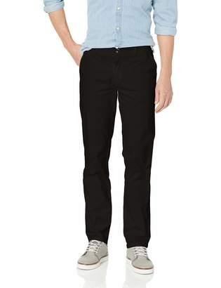 Azaro Uomo Men's Dress Pants Straight Leg Slacks Casual Slim Fit Trouser Long
