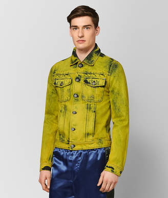 Bottega Veneta DARK CHAMOMILE DENIM JACKET