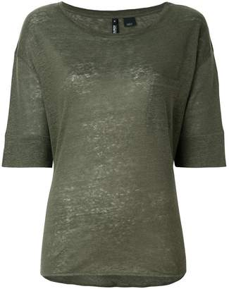 Woolrich threadbare T-shirt