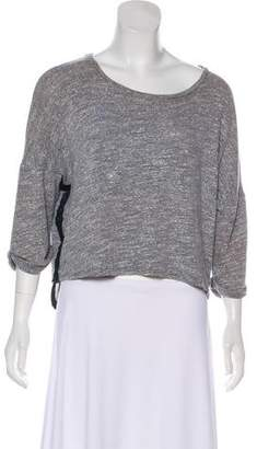 Ella Moss Oversize High-Low Top