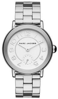 Marc JacobsMarc Jacobs Riley Stainless Steel Bracelet Watch