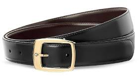 Montblanc Rectangular Star Buckle Belt