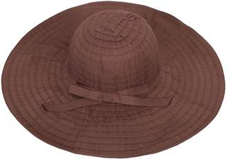 Simplicity Women's Summer UPF 50+ Roll Up Floppy Beach Hat with Ribbon