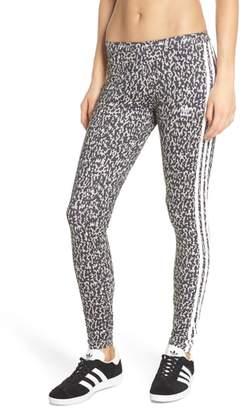 adidas Leopard Camo Leggings