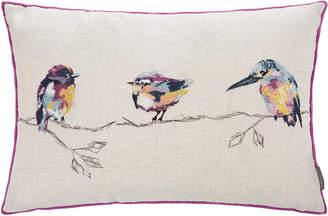 Harlequin Salice Embroidered Cushion