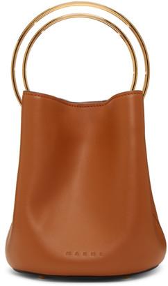 Marni Orange Pannier Bag