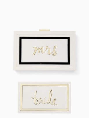 Kate Spade Make it mine rylie bridal set