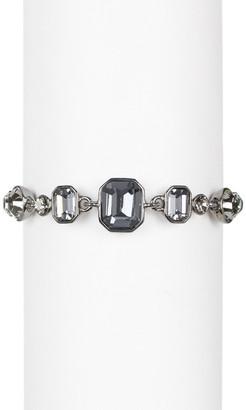 Givenchy Squared Stone Multi Station Bracelet $78 thestylecure.com