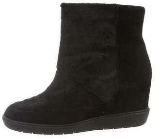 Vince Holly Ponyhair Boots
