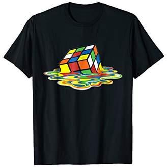 Melting Rubik Cube - T-shirt