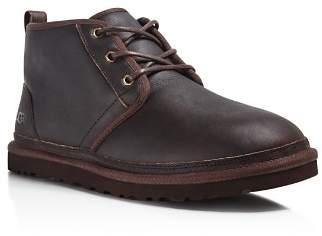 UGG Neumel Leather Chukka Boots
