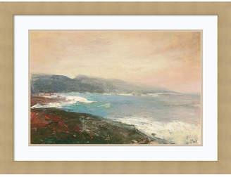 Lands' End Amanti Art Lands End Crop Framed Art Print