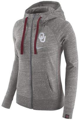 Nike Women's Oklahoma Sooners Vintage Full-Zip Hoodie