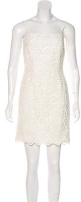 Trina Turk Lace Mini Dress