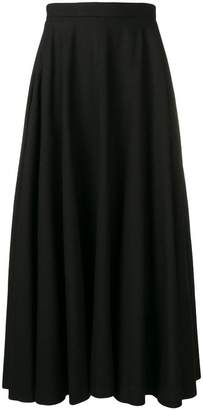 Nina Ricci midi full skirt