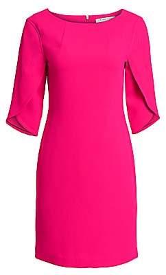 Trina Turk Women's Petal Sleeve Shift Dress - Size 0