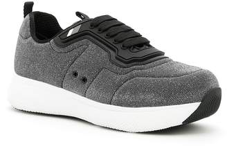 Prada Linea Rossa Tech Lurex Sneakers