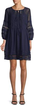 Stellah Boho Mini Dress
