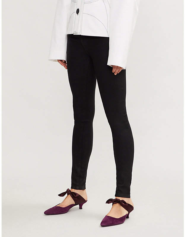 Jeans Nico super-skinny mid-rise jeans