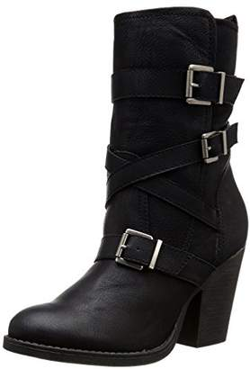 Madden Girl Women's Kloo Engineer Boot $79.95 thestylecure.com