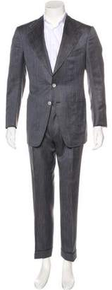 Tom Ford Wool & Silk Suit
