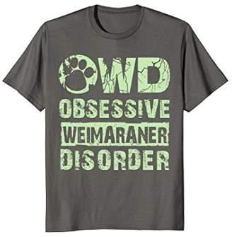 Weimaraner T-shirt | Weimaraner Dog Shirt