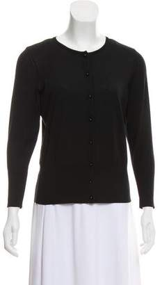 Wolford Long Sleeve Button-Up Cardigan