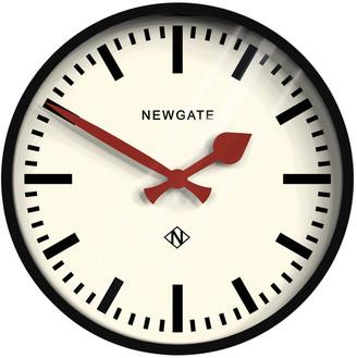 Newgate Clocks - The Luggage Clock - Black