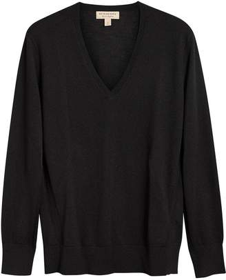 Burberry v-neck sweater