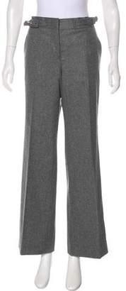 Viktor & Rolf Wool High-Rise Pants w/ Tags