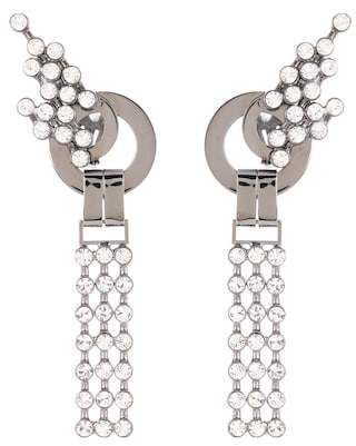 Marni Crystal-embellished earrings
