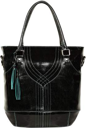 3seven&8 Lucia Tassle Shoulder Bag