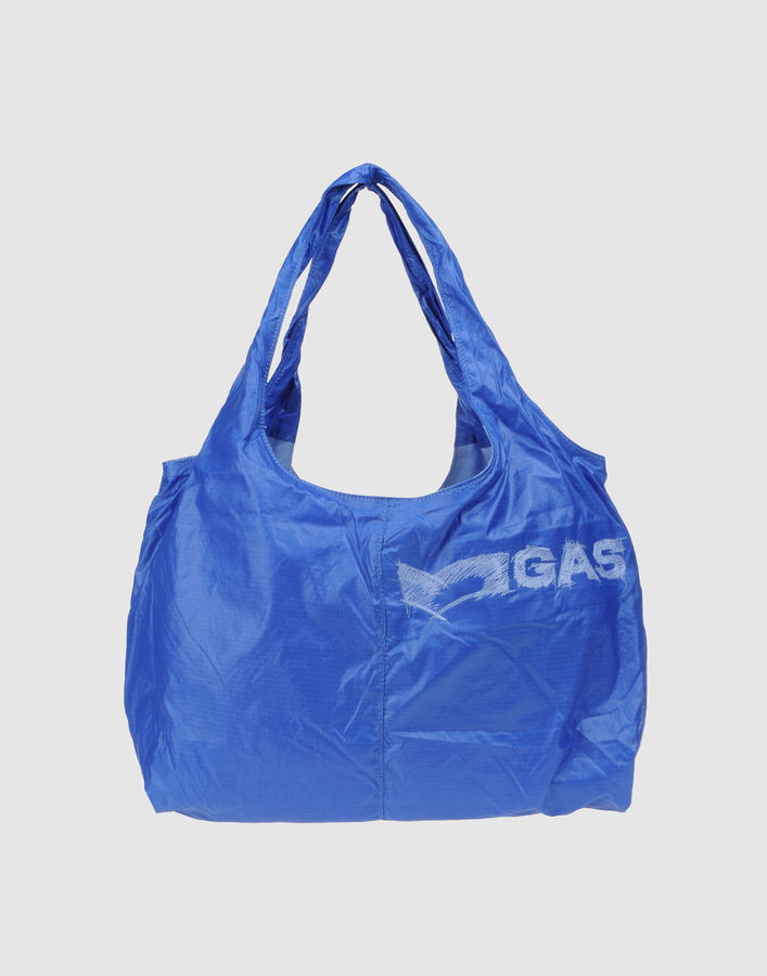 Gas Jeans Large fabric bags