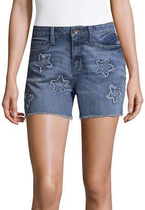 A.N.A Star Denim Shorts (3 1/2)