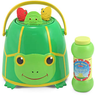 Melissa & Doug Kids Toys, Tootle Turtle Bubble Bucket