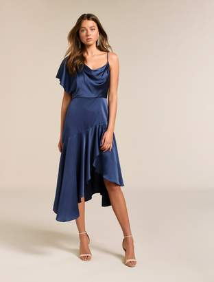 Ever New Aviana One-Shoulder Dress